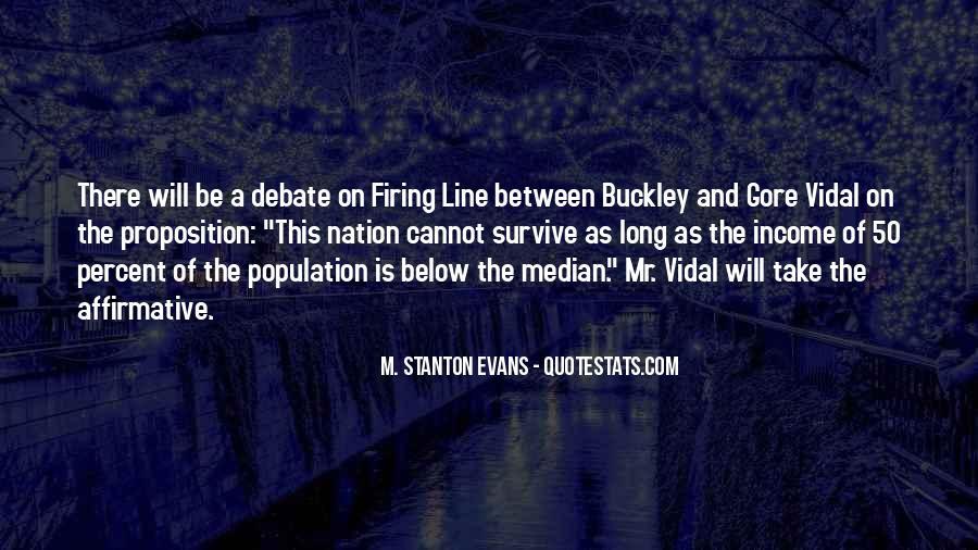 M. Stanton Evans Quotes #984361