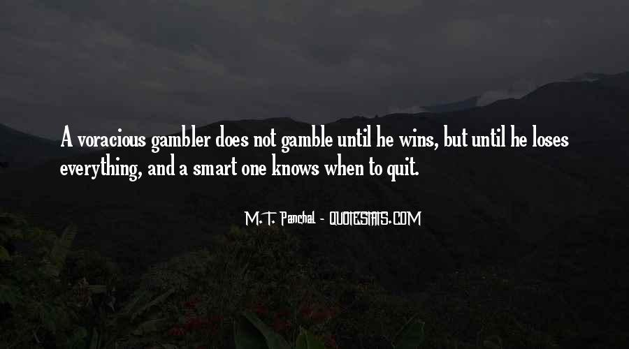 M. T. Panchal Quotes #1755168