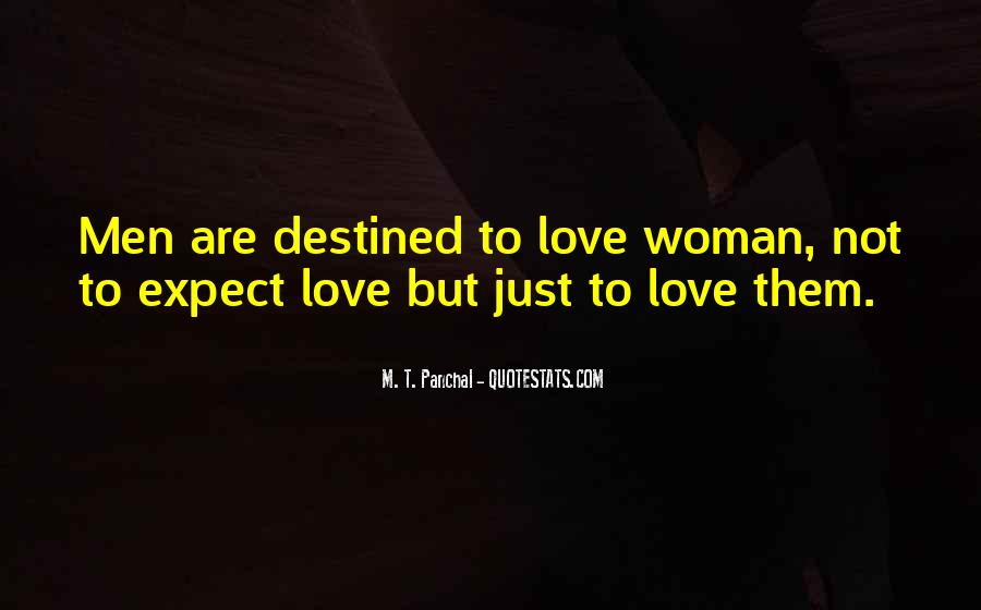 M. T. Panchal Quotes #1817869