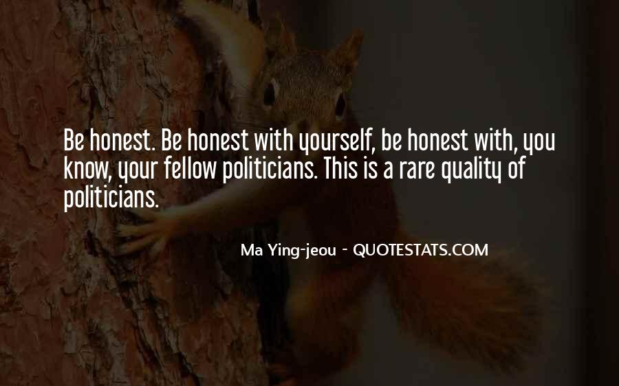 Ma Ying-jeou Quotes #1568800