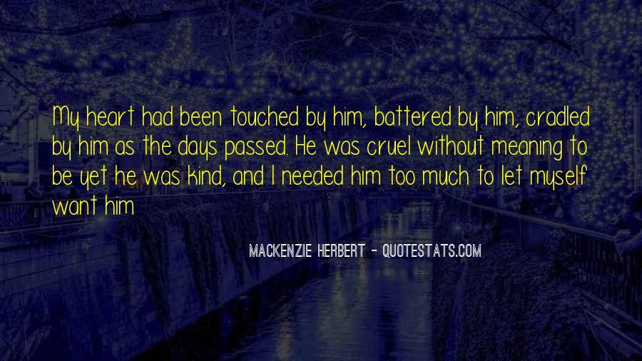 Mackenzie Herbert Quotes #1817811