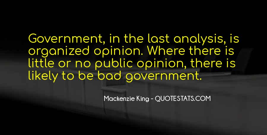 Mackenzie King Quotes #1681414