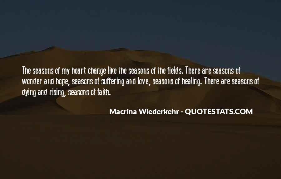 Macrina Wiederkehr Quotes #1330628