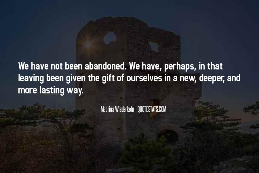 Macrina Wiederkehr Quotes #388526
