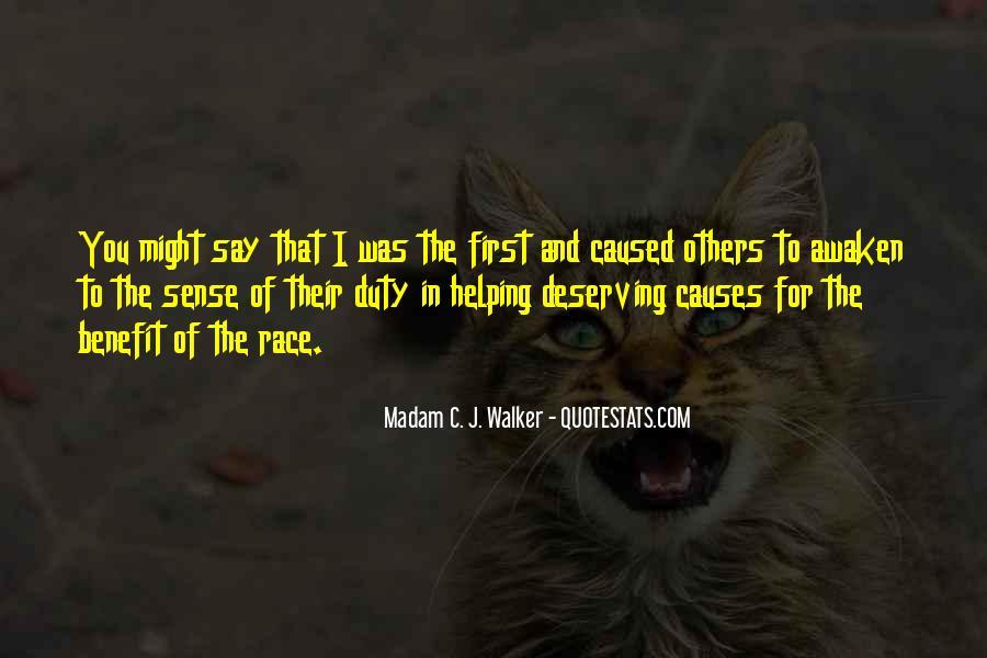Madam C. J. Walker Quotes #128519