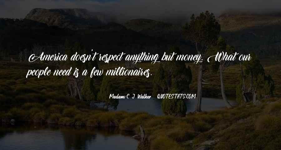 Madam C. J. Walker Quotes #1342476