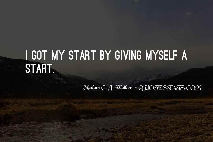 Madam C. J. Walker Quotes #1719958