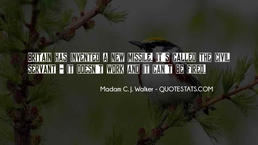 Madam C. J. Walker Quotes #1784090
