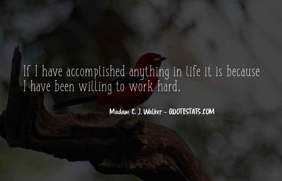 Madam C. J. Walker Quotes #727762