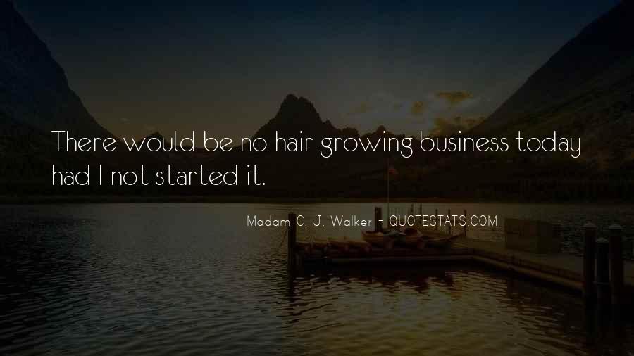 Madam C. J. Walker Quotes #82712