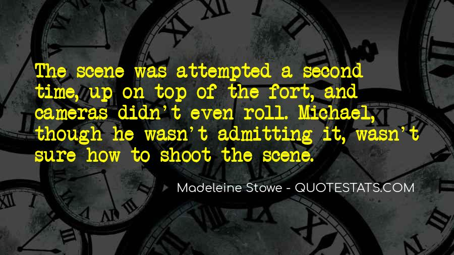Madeleine Stowe Quotes #695078