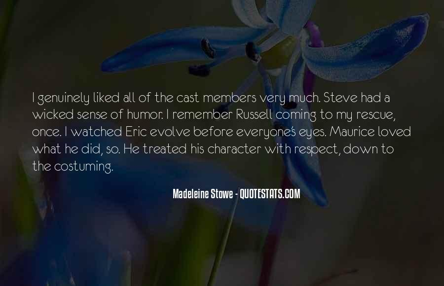 Madeleine Stowe Quotes #731543