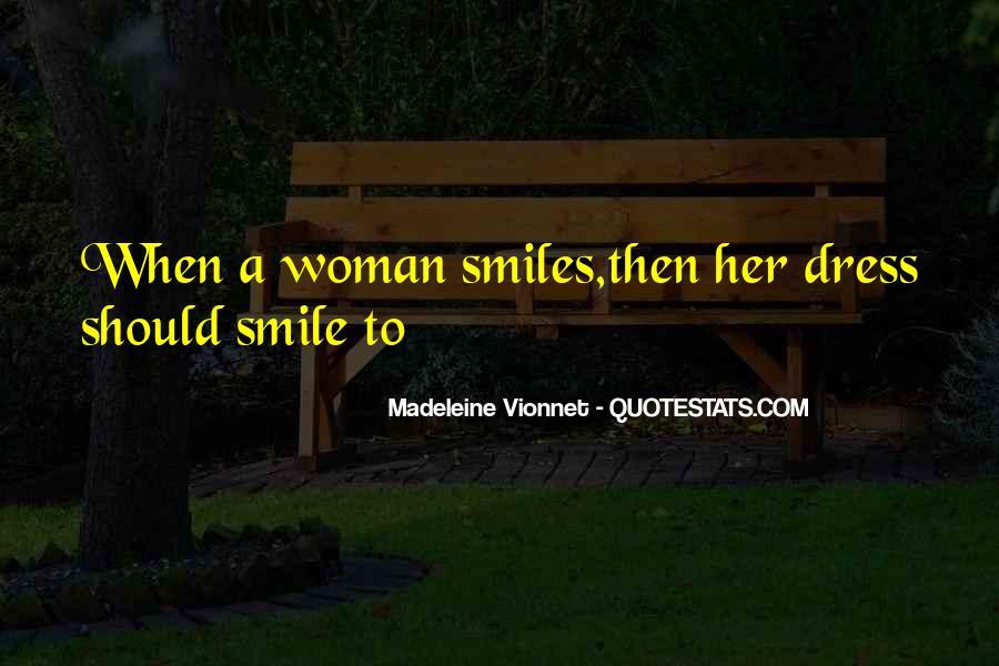 Madeleine Vionnet Quotes #655729