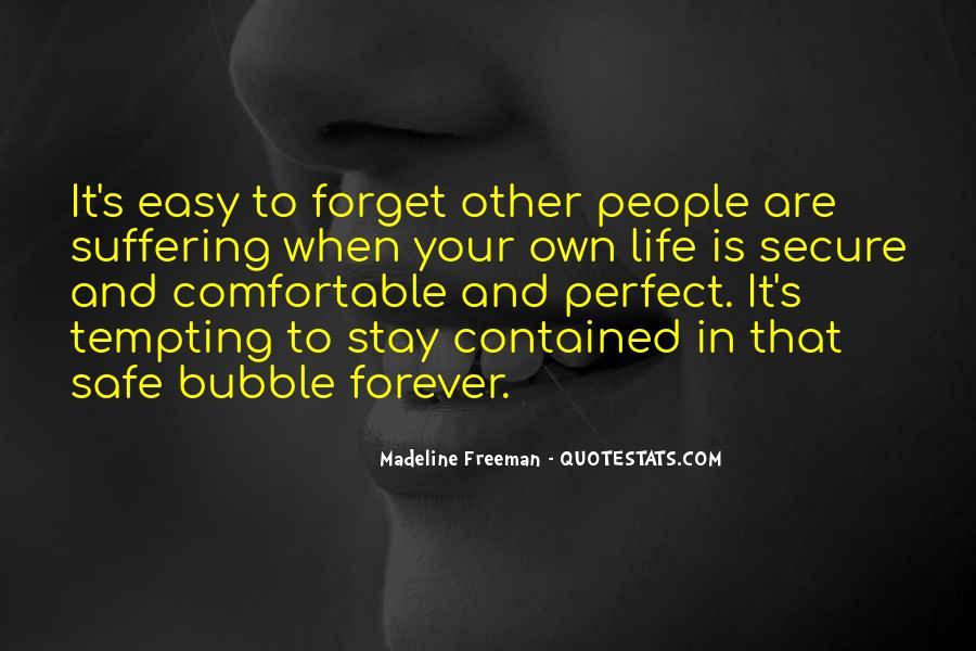 Madeline Freeman Quotes #1153100
