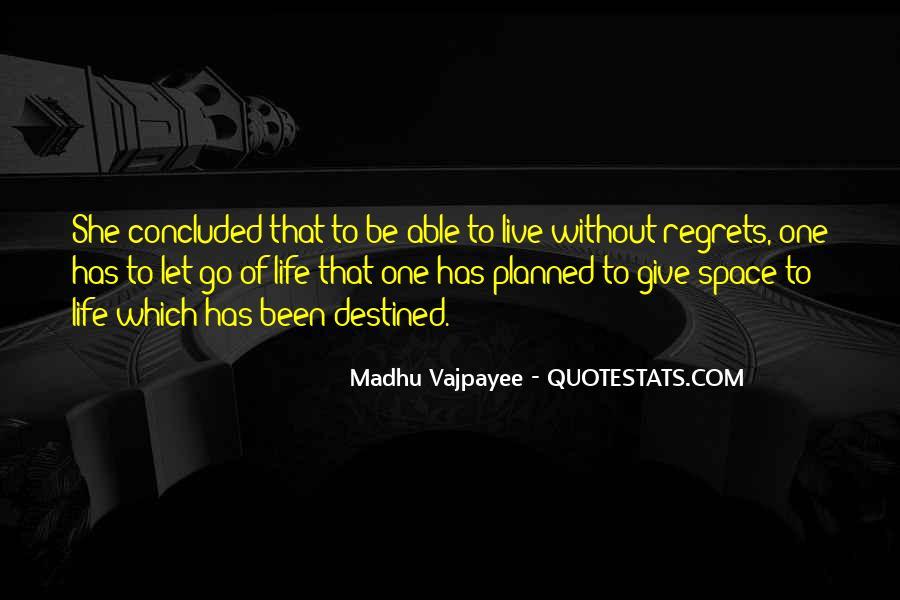 Madhu Vajpayee Quotes #225932