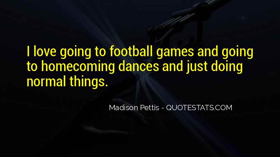 Madison Pettis Quotes #375173