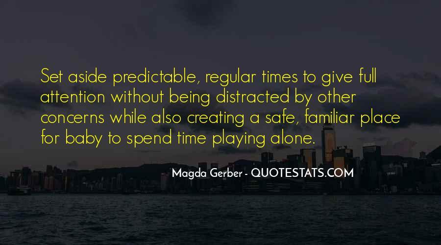 Magda Gerber Quotes #1271008