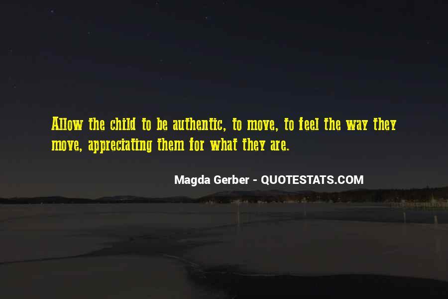 Magda Gerber Quotes #1432192