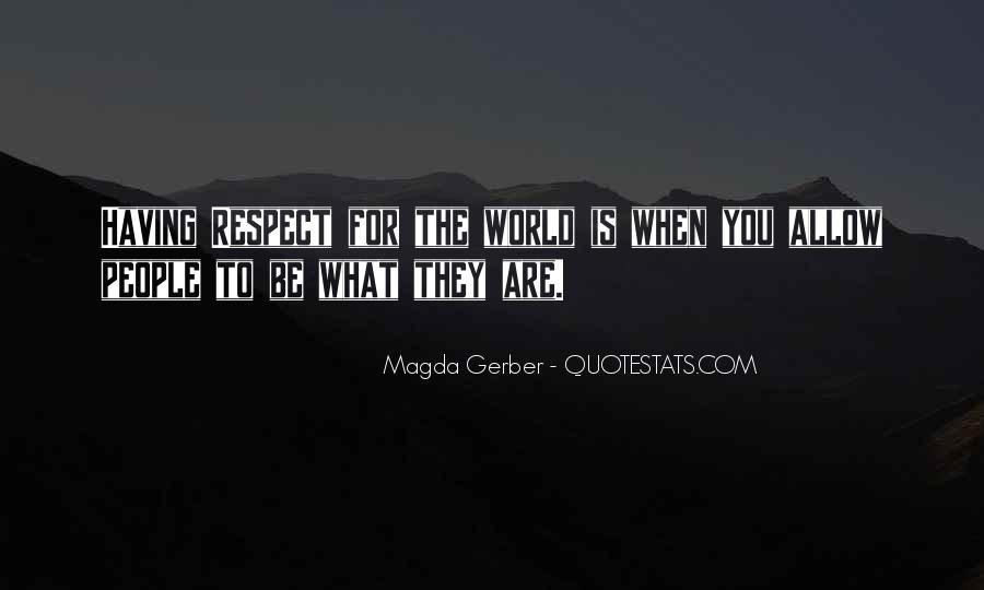Magda Gerber Quotes #1434133