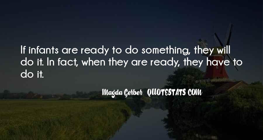 Magda Gerber Quotes #151667