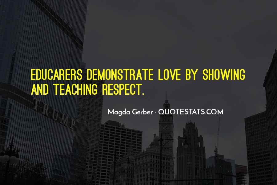 Magda Gerber Quotes #198946