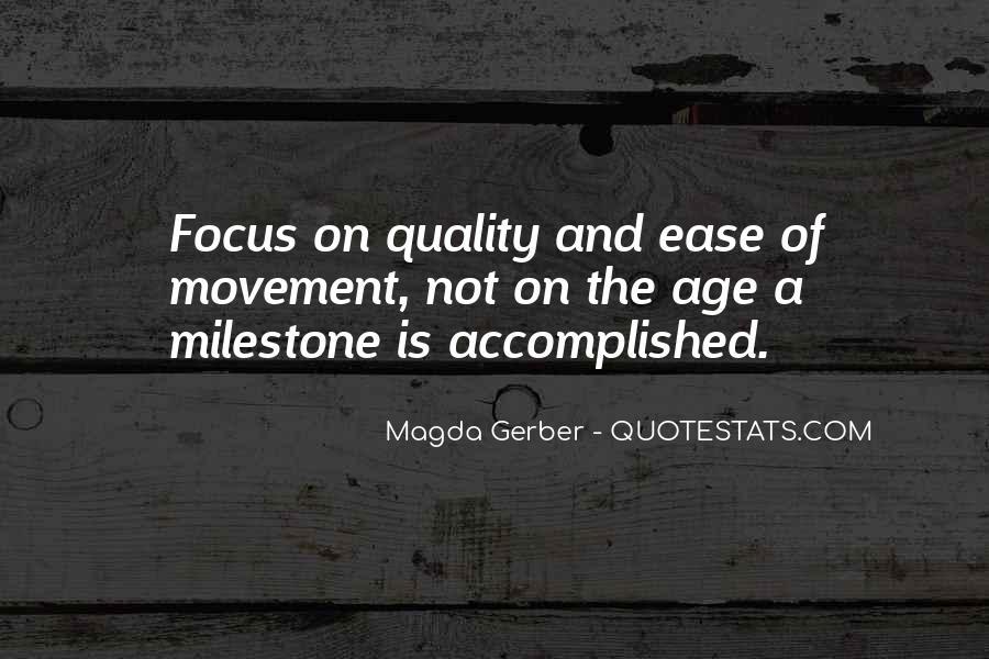 Magda Gerber Quotes #673851