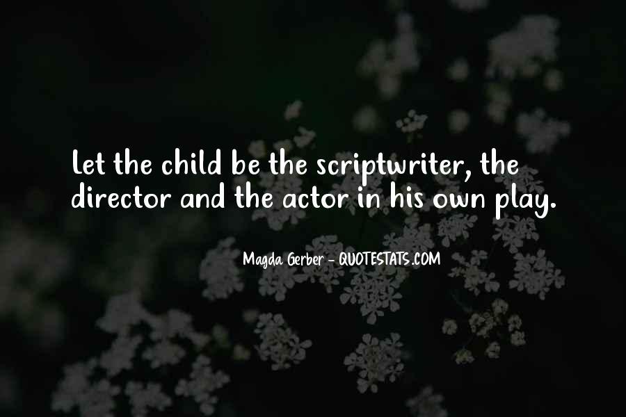 Magda Gerber Quotes #952025