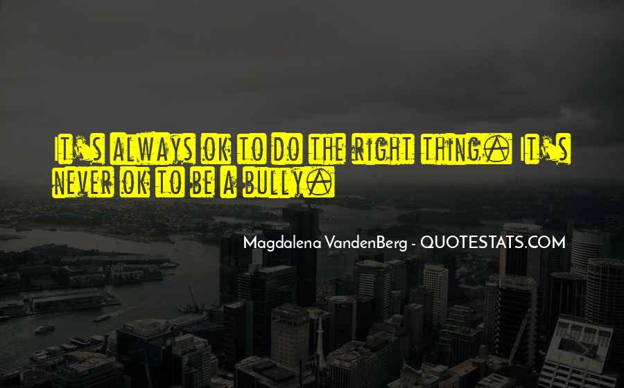 Magdalena VandenBerg Quotes #1331006