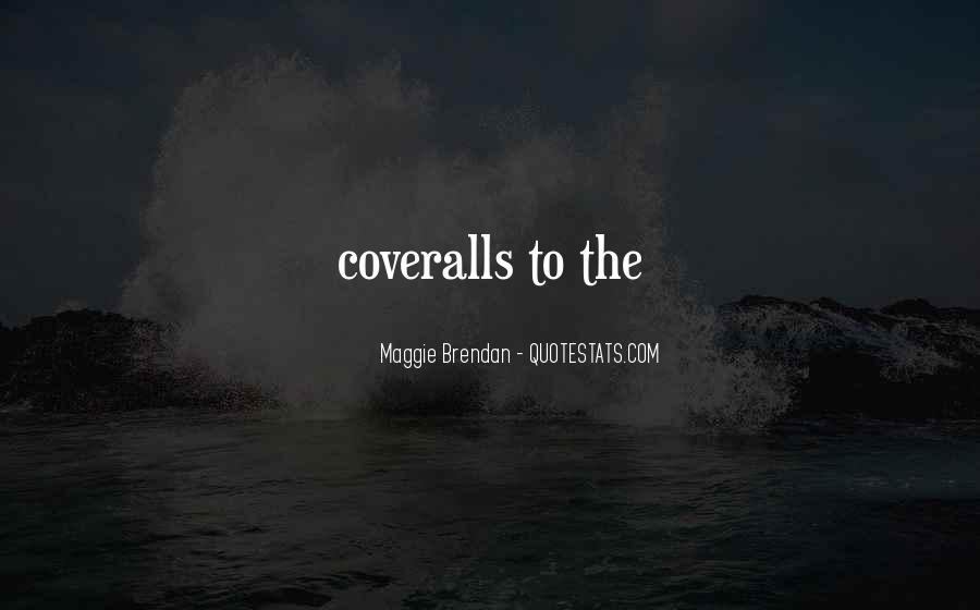 Maggie Brendan Quotes #52016