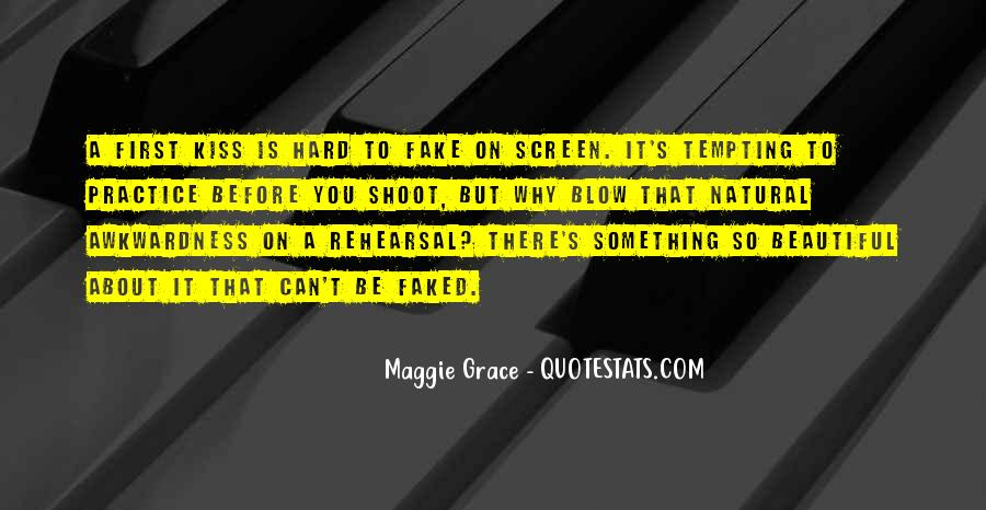 Maggie Grace Quotes #1393835