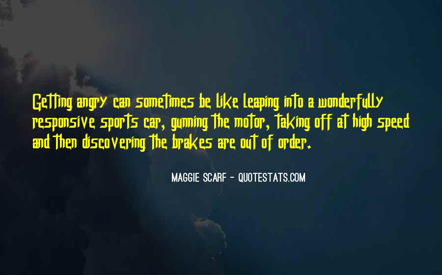 Maggie Scarf Quotes #30514
