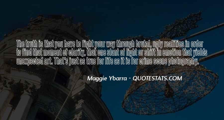 Maggie Ybarra Quotes #1646475