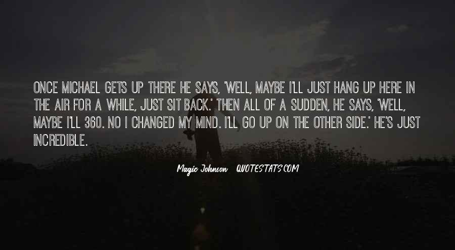 Magic Johnson Quotes Sayings
