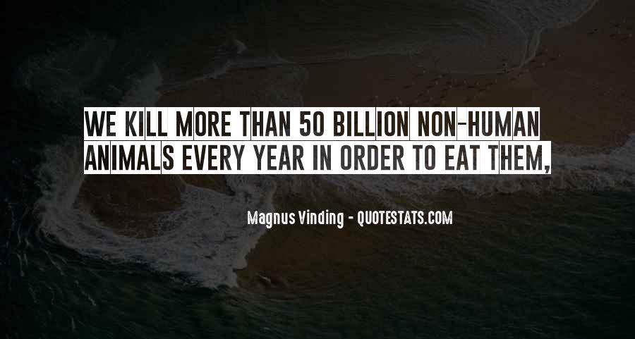 Magnus Vinding Quotes #760639