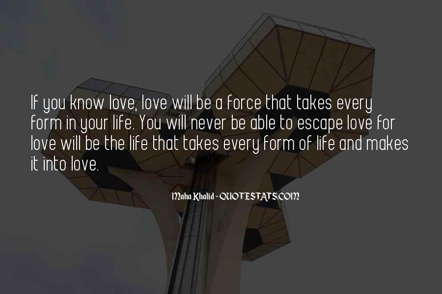 Maha Khalid Quotes #1842109
