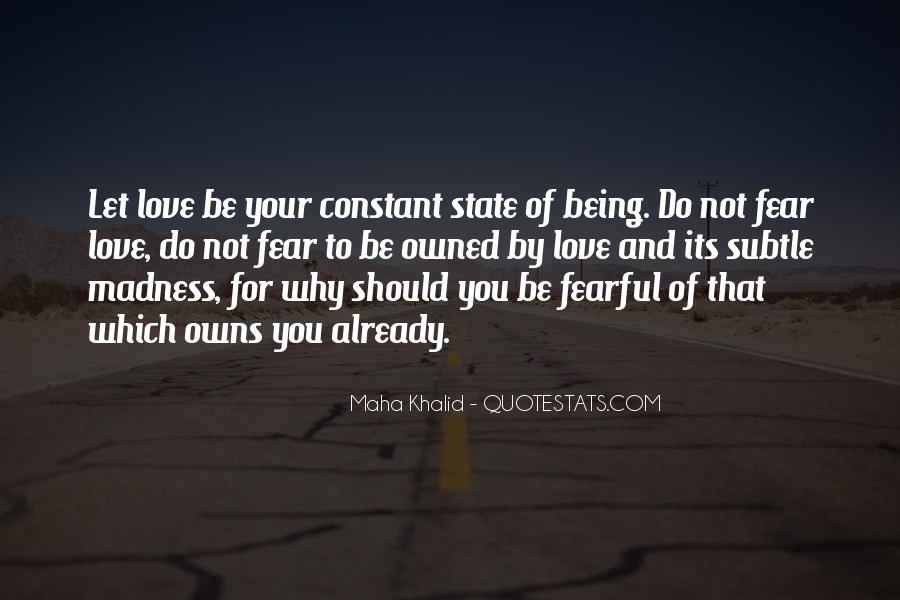 Maha Khalid Quotes #80653