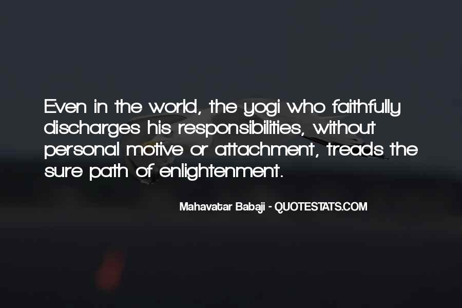 Mahavatar Babaji Quotes #1398966