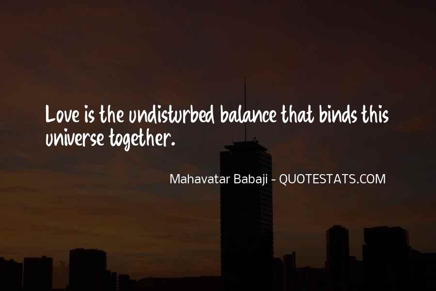 Mahavatar Babaji Quotes #478050