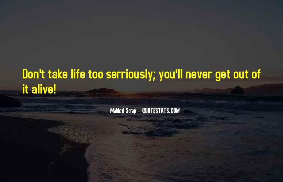 Mahbod Seraji Quotes #1063241