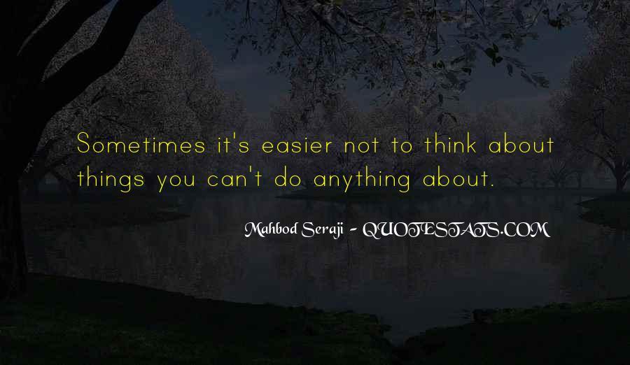 Mahbod Seraji Quotes #1577119