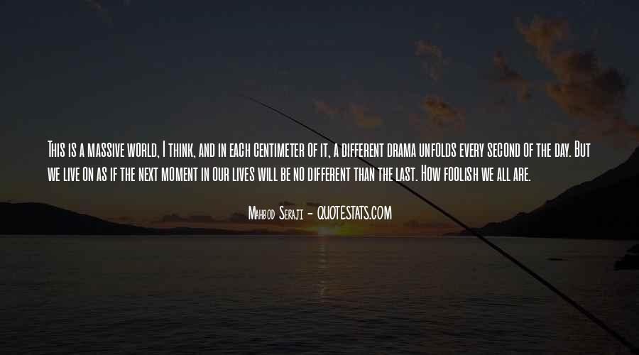 Mahbod Seraji Quotes #1875792