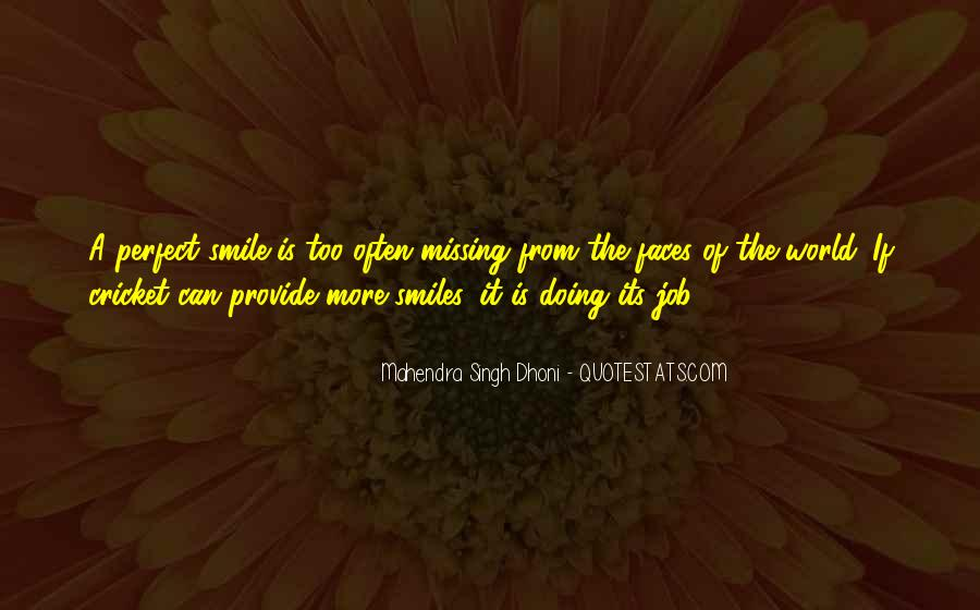 Mahendra Singh Dhoni Quotes #445146