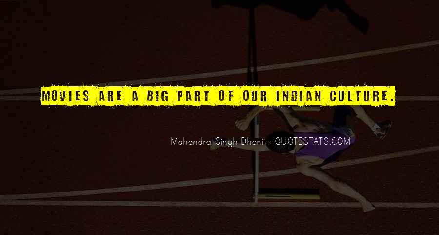 Mahendra Singh Dhoni Quotes #477976