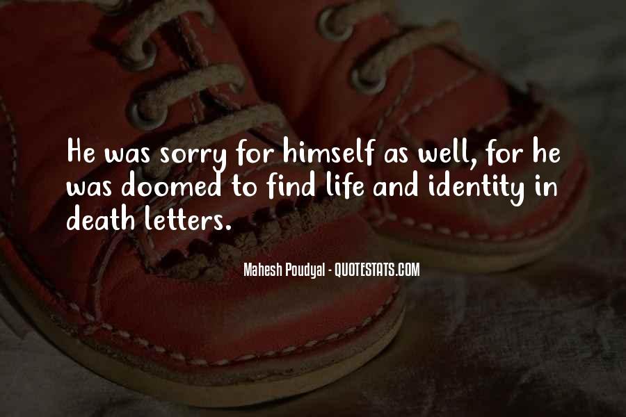 Mahesh Poudyal Quotes #941747