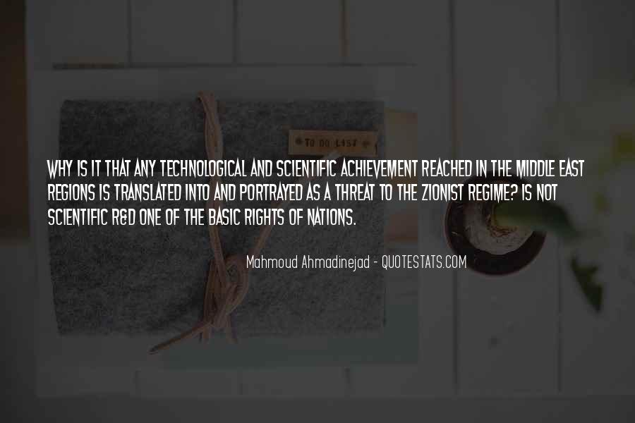Mahmoud Ahmadinejad Quotes #1128956