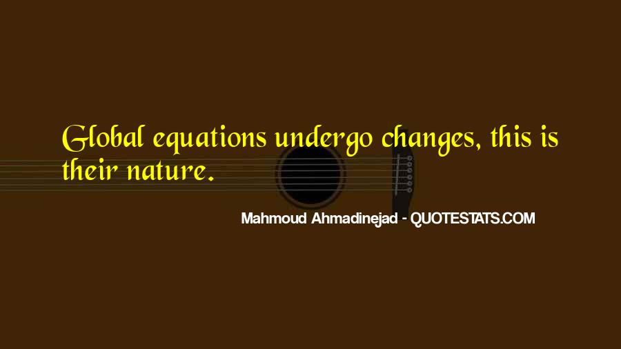Mahmoud Ahmadinejad Quotes #1161163