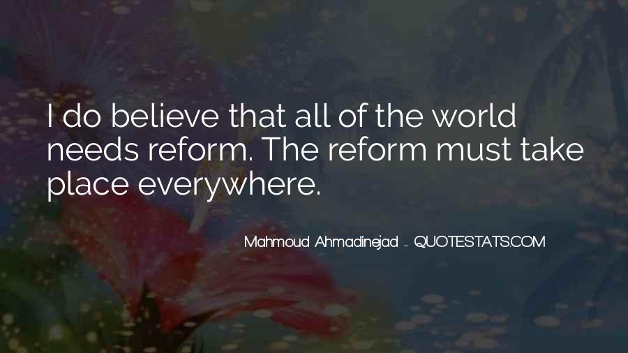 Mahmoud Ahmadinejad Quotes #117838