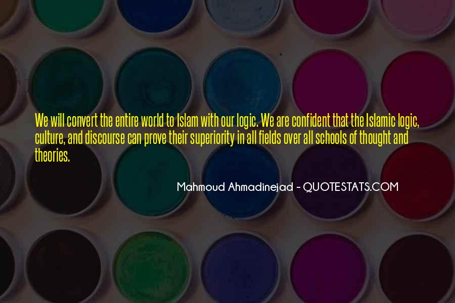 Mahmoud Ahmadinejad Quotes #132961