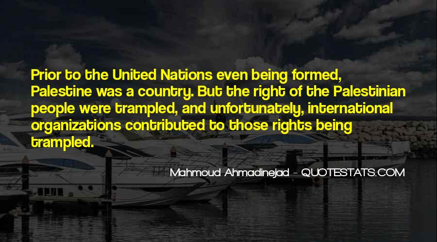 Mahmoud Ahmadinejad Quotes #1440517
