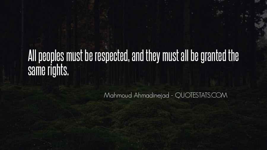 Mahmoud Ahmadinejad Quotes #1568244